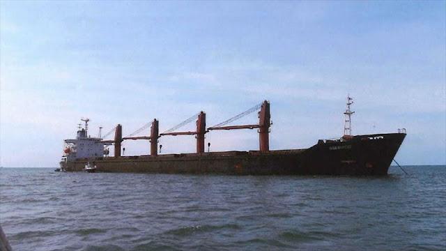EEUU confisca buque norcoreano por violar sanciones a Pyongyang