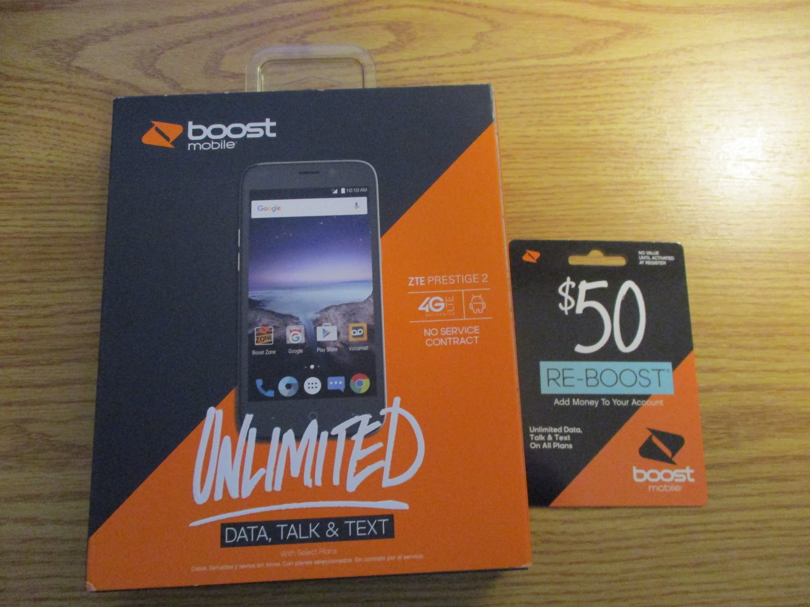 My Boost Mobile Account