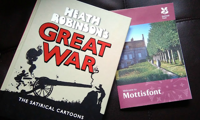 Mottisfont Abbey and Heath Robinson Exhibition