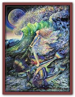 """HAED HAEJW9026-4 """"Surfers dream"""""""