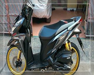 modifikasi vario 125 ala thailand modif vario 125 ala thailand