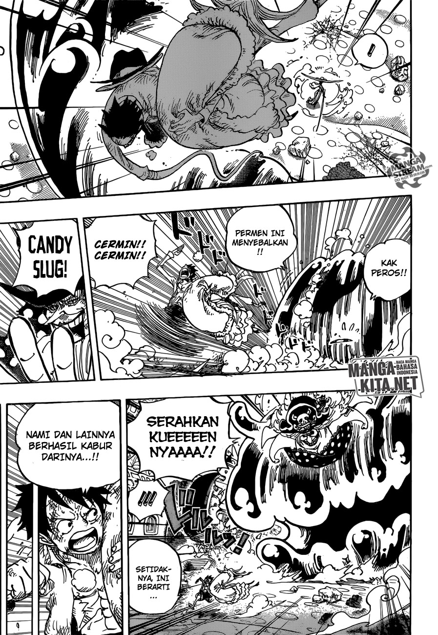 One Piece Chapter 885-15