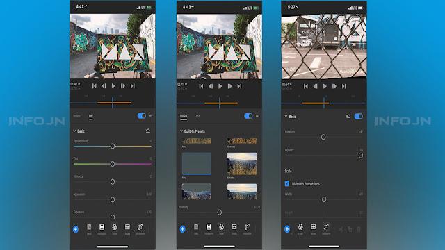 تطبيق Premiere Ruch CC من أدوبي