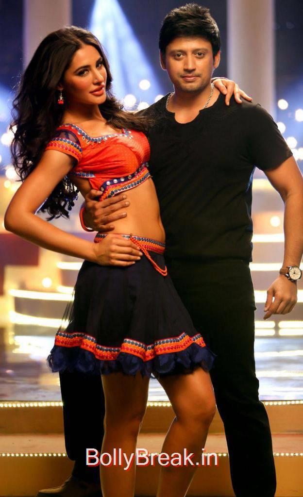 Prashanth-Saahasam Tamil Movie Latest Stills, Hot Pics of Nargis Fakhri From Saahasam Movie