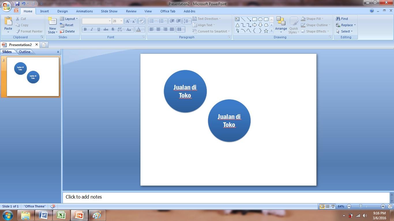 tutorial, cara, belajar, membuat, slide, presentasi, menarik, gambar, animasi, microsoft, powerpoint