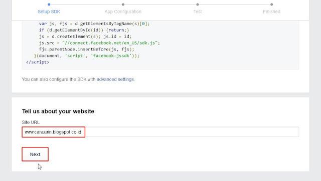 Cara Membuat Kotak Komentar Facebook Di Blog Terbaru