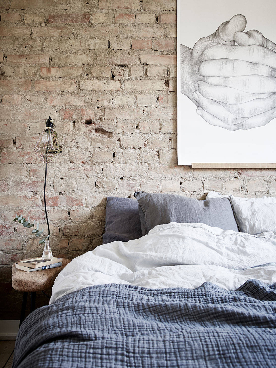 Deco: dortoir avec charme