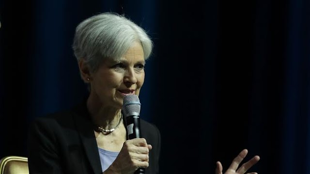 Hillary Clinton was responsible for rise of ISIL in Mideast: US Green Party presidential nominee Jill Stein