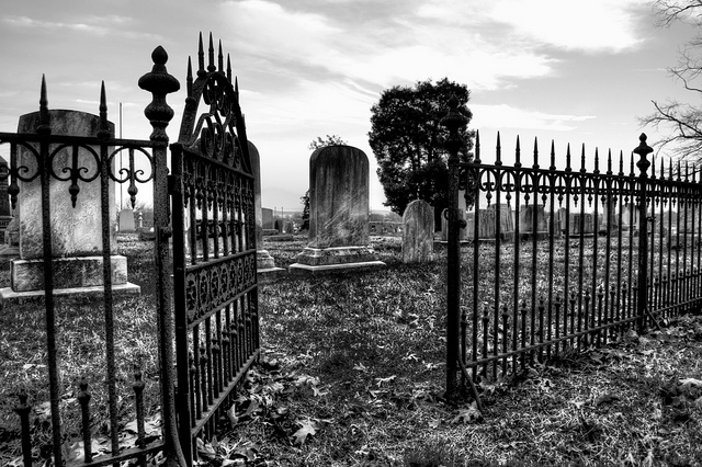 Haunted graveyard at road no. 12 in Banjara hills, Hyderabad