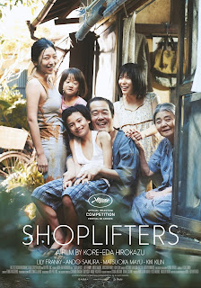 Shoplifters - Poster & Trailer