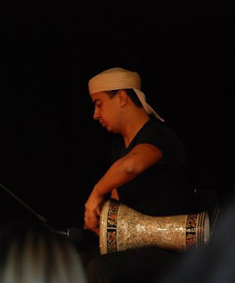Yassir Jamal - Profesor de Extredanza