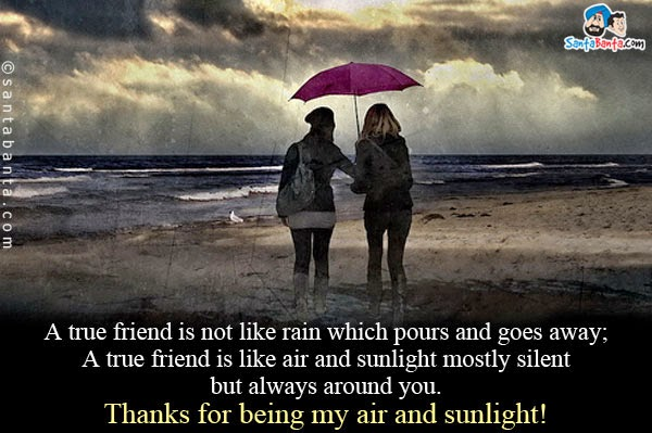 rain quotes for friends - photo #5