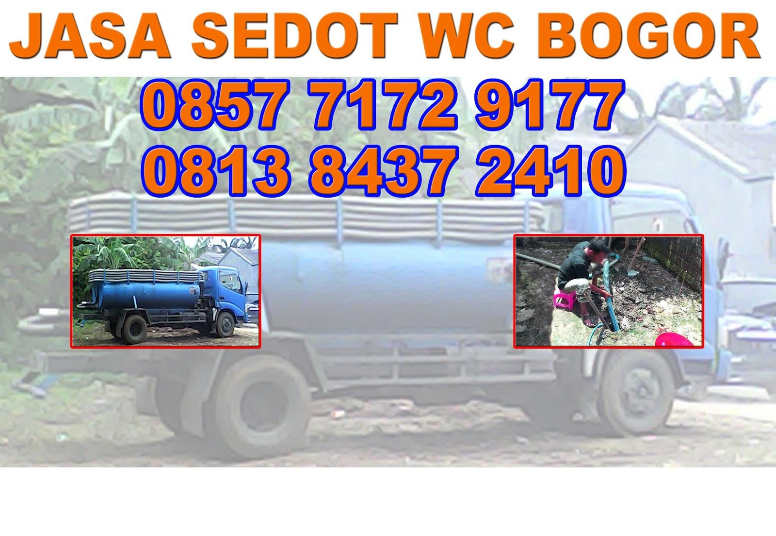 JASA SEDOT WC BOGOR - 081380124012 | PELAYANAN BOGOR