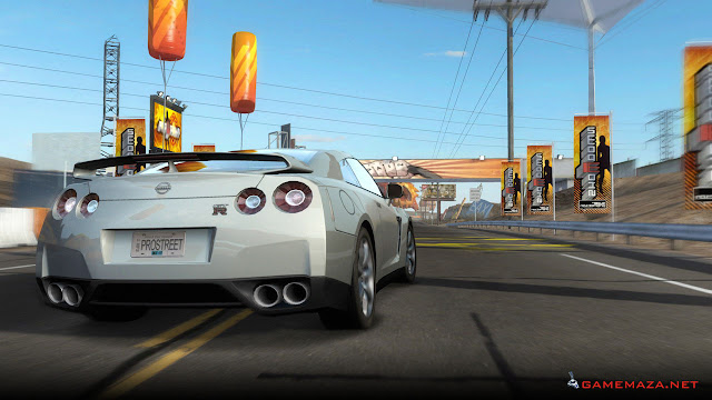 Need For Speed Pro Street Gameplay Screenshot 4