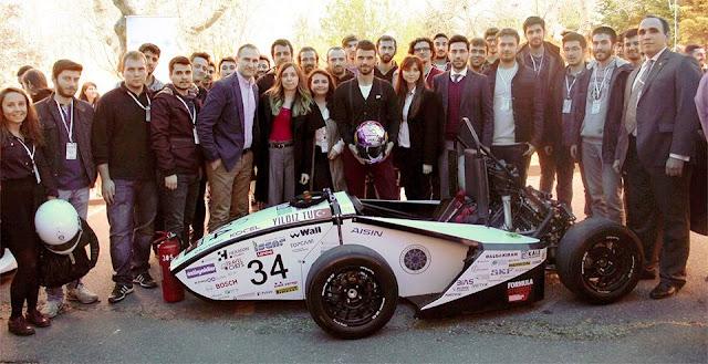 yerli yarış otomobili şampiyonal buluştu