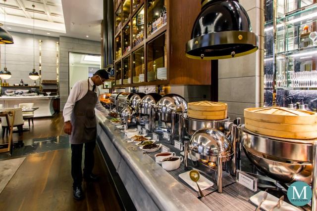 Breakfast Buffet at The St. Regis Kuala Lumpur