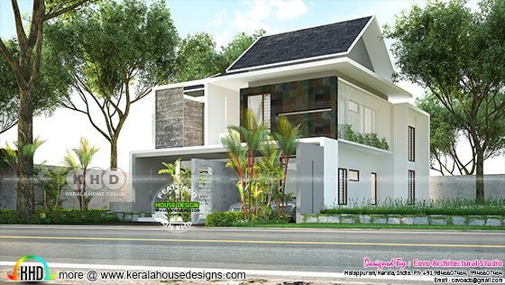 2630 square feet fusion style residence