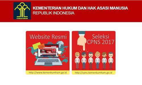 Gambar untuk Persyaratan dan Tata Cara Pendaftaran CPNS Sipir Kemenkumham Tahun 2017