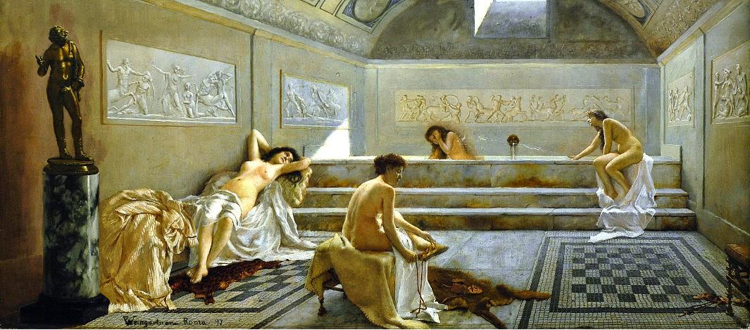 Banhos, A História Milenar dos Banhos