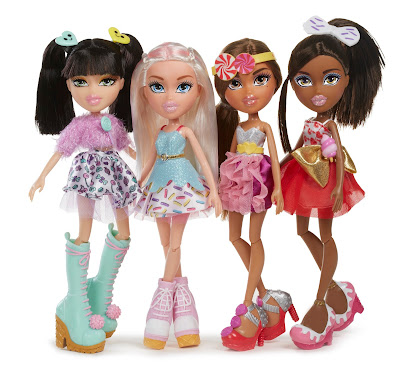 Madhouse Family Reviews Bratz Sweet Style Jade Review
