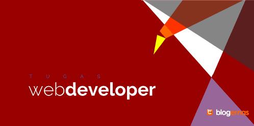 Tugas Seorang Web Developer