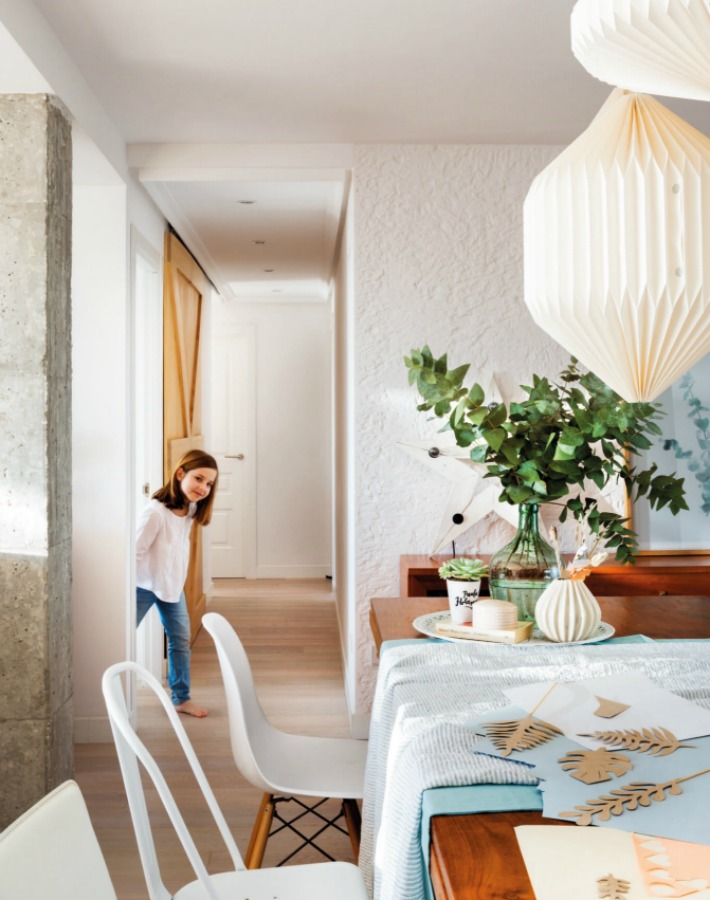 La casa en España de una conocida blogger