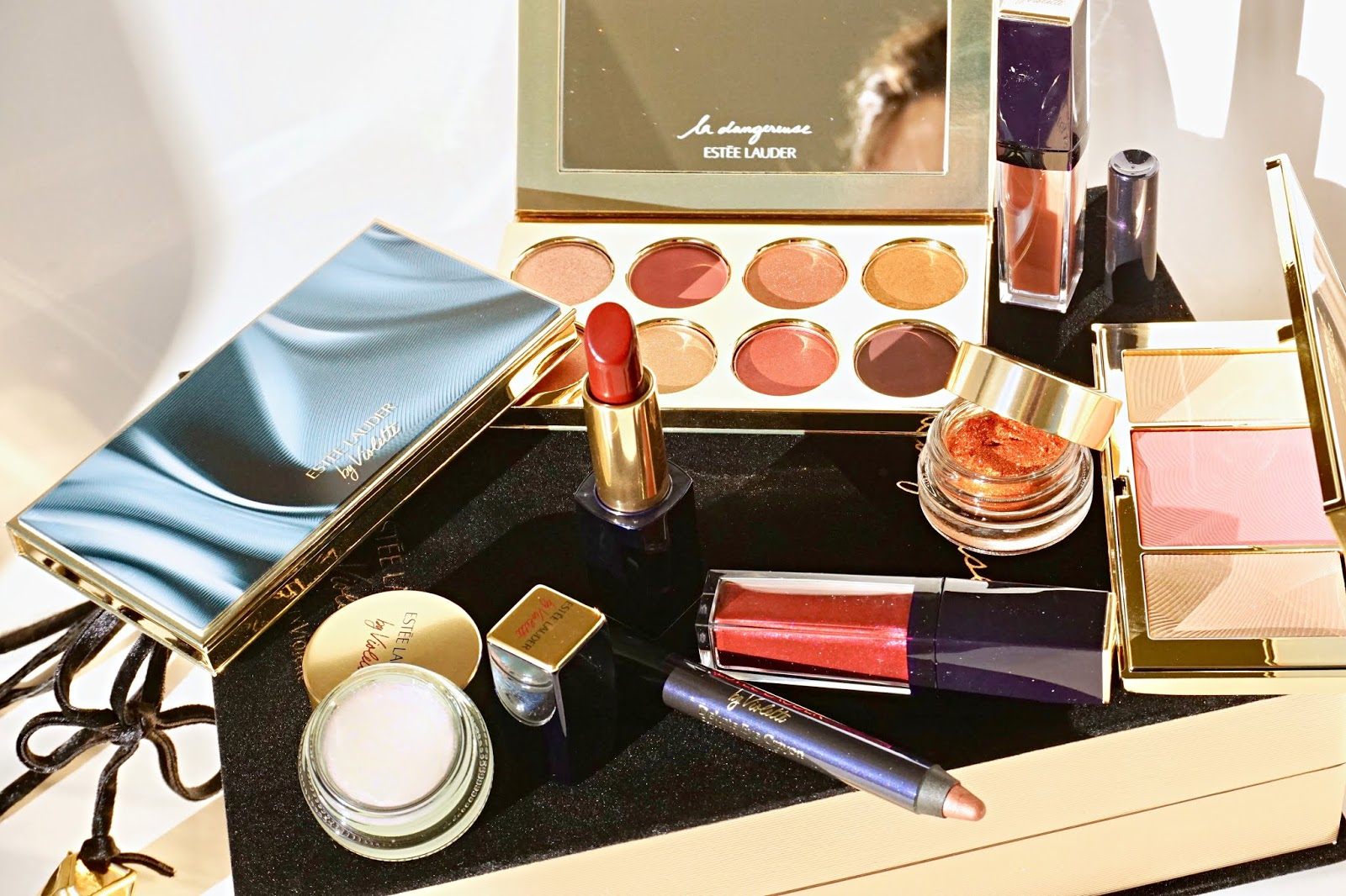 277c71d7f73ae0 First Look: The Estee Lauder by Violette La Dangereuse Collection Plus 5  Sales I'm Shopping