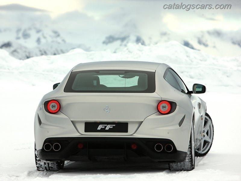 صور سيارة فيرارى FF سلفر 2013 - اجمل خلفيات صور عربية فيرارى FF سلفر 2013 - Ferrari FF Silver Photos Ferrari-FF-Silver-2012-14.jpg