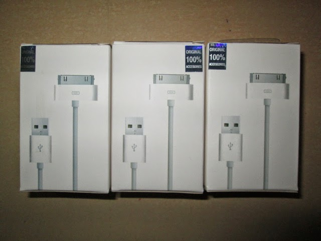 charger iPhone 4/4s original