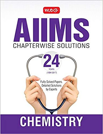 CHEMISTRY:-AIIMS CHAPTERWISE SOLUTIONS