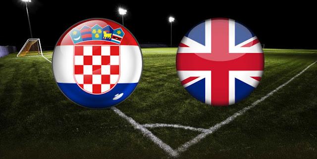 Prediksi UEFA Nations League Croatia vs England 12 Oktober 2018 Pukul 01.45 WIB