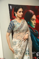 Sri Devi in designer saree stunning beauty at the launch of MOM movie Trailer~  Exclusive 151.JPG