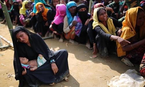 Bangladesh Libatkan PBB dalam Pemulangan Pengungsi Rohingya