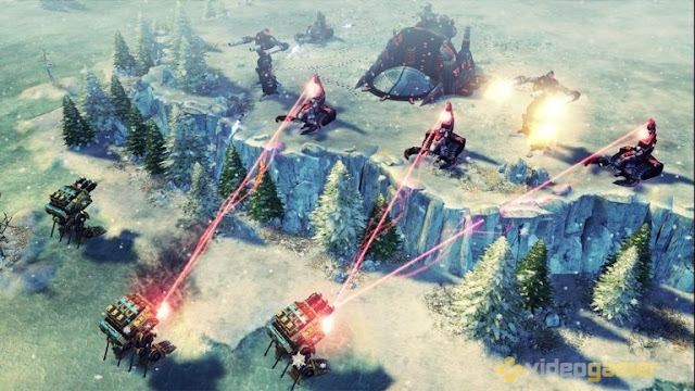 Command and Conquer 4 Tiberian Twilight Free Download Screenshot 3