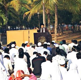 Khutbah Idul Fitri Membuat Jamaah Menangis Terbaru 2018