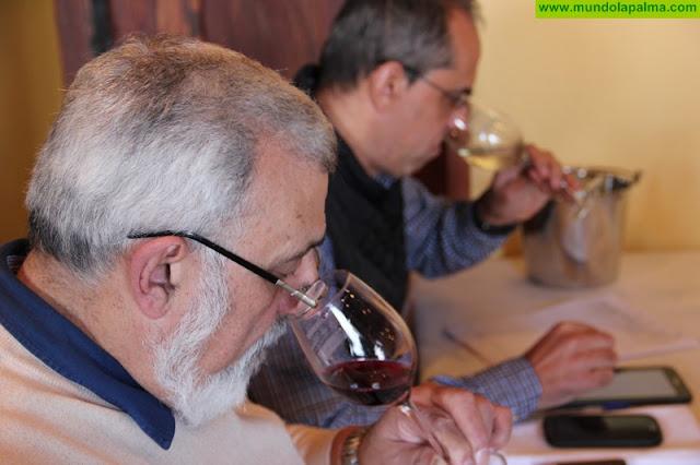 Concurso Oficial de Vinos Agrocanarias 2018