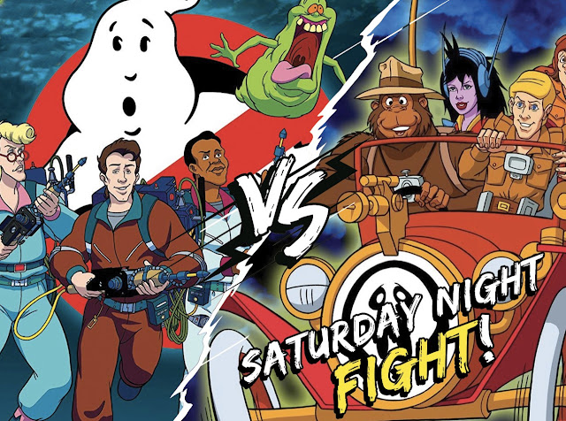 The Real Ghostbusters vs Filmation's Ghostbusters