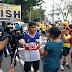 RETRATO | PNP Bicol sa 'Takbo Laban sa Droga' sa Ligao City