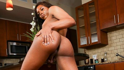 Black-tgirls – Cumshot Thursday: Kandi Janae!