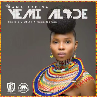 "Yemi Alade Releases ""Mama Africa"", To Give Album Sales Proceeds To Charity"