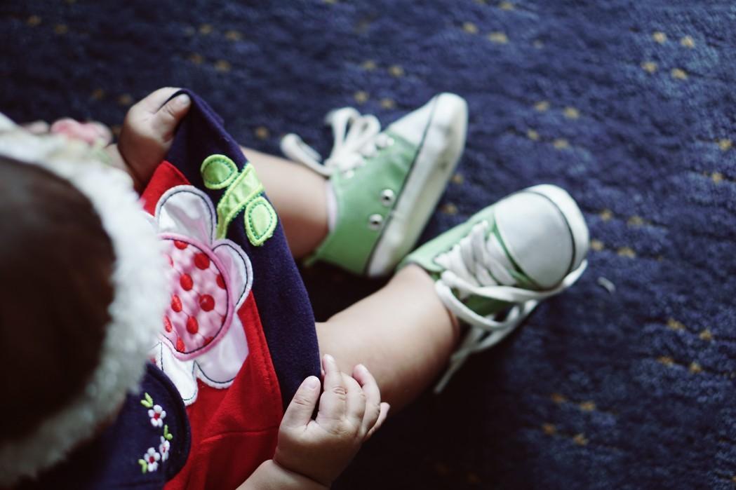 Jangan Sembarangan Beli Sepatu Bayi