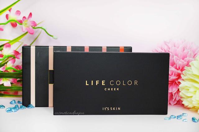 It's Sking Lifer Color Palette Cheek #Cozy Pop