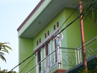 Antena TV Bagus di Perumahan Griya Bintara Indah 3