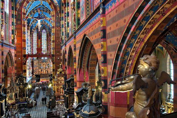 Basílica de Santa María (Cracovia, Polonia)