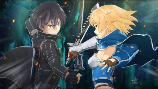 Sword Art Online Hollow Fragment PC Full