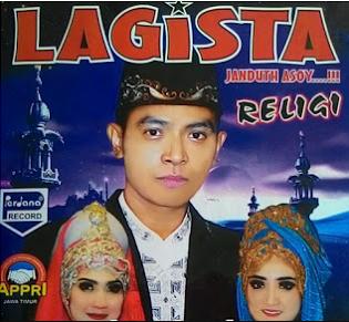 Kumpulan Lagu Lagista Religi Vol. 1 Full Album