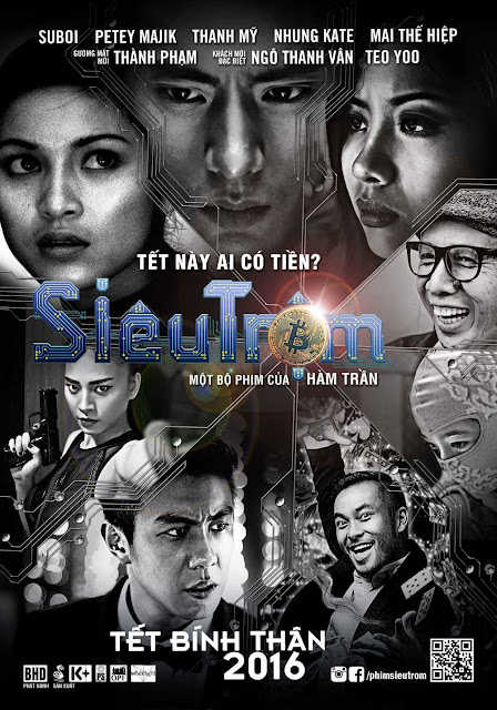 Bitcoin Heist (2016) BluRay Subtitle Indonesia