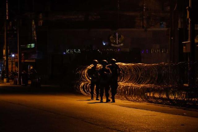 Tragis! Bikin Sedih,  5 Polisi Gugur Jadi Korban Kebengisan Napi Teroris di Mako Brimob