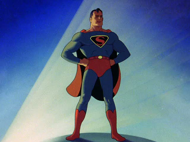 A Max Fleischer Cartoon. Superman. 1941-1942. Doctor Ojiplatico