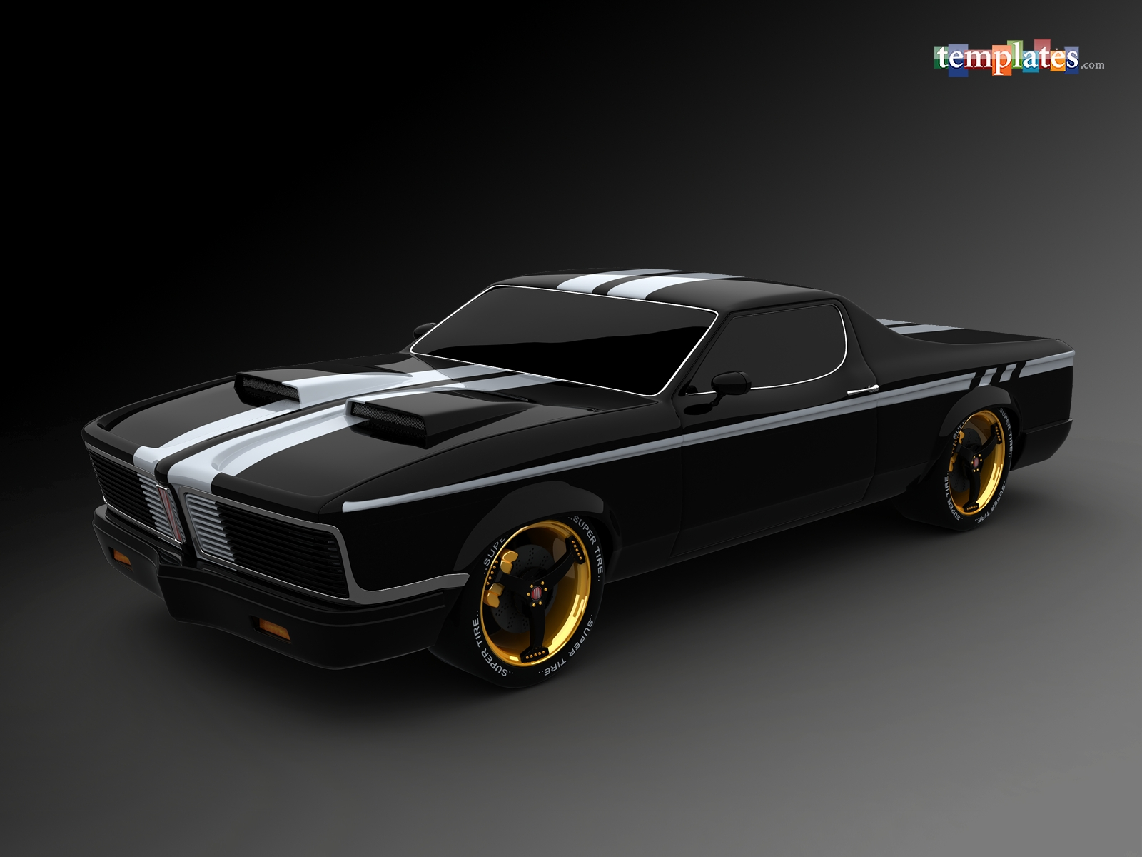 muscle car sport - photo #14